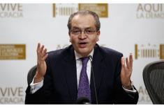 Fernando Carrillo Flórez, nuevo procurador general de la Nación