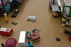 Temporada de lluvias en el Chocó ya deja 17.200 familias afectadas