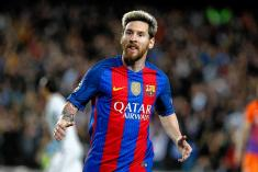 """""""Qué linda forma de volver"""": Lionel Messi sobre su triplete en la Champions League"""