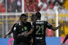 Atlético Nacional y Santa Fe disputarán una de las semifinales
