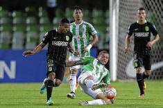 Atlético Nacional recibe este miércoles a Coritiba en el Atanasio Girardot