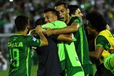 """""""La Conmebol declara campeón al Chapecoense"""", presidente del equipo"""