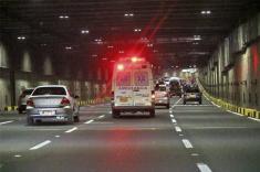 Túnel de la Avenida Colombia estará cerrado hasta las 6:00 a.m. de este lunes