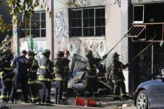 Continúa búsqueda de víctimas en incendio cerca de San Francisco, en EE. UU.