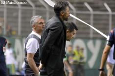 """""""El balance con Deportivo Cali lo vamos a hacer con cabeza fría"""": Mario Yepes"""