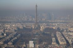 París, a la espera de superar su peor episodio de contaminación de los últimos 10 años