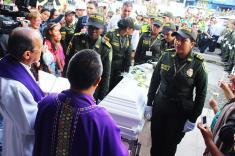 Yuliana será sepultada este viernes en el corregimiento Los Milagros, en el Cauca