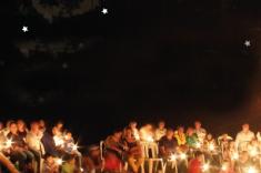 Celebre el 'Día de las velitas' bajo la luz de las estrellas