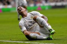 James Rodríguez sigue sin jugar por una lesión y eso preocupa