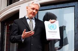 Fiscal sueca pedirá  un nuevo interrogatorio a Assange en Londres