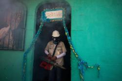 Con radiación, México intenta combatir el mosquito que transmite el Zika