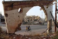 148 muertos deja ataque del Estado Islámico a bastiones del régimen sirio