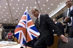 Video: promotor del 'Brexit' fue abucheado en Parlamento Europeo