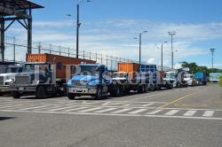 Se empieza a normalizar la movilización de carga en el puerto de Buenaventura