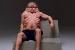 Video: así se vería un 'súper humano' resistente a los accidentes de tránsito