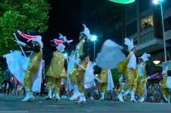 En video: A ritmo de tambor arrancó el carnaval más largo del mundo