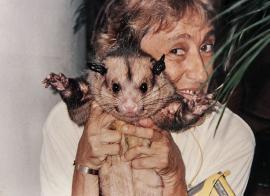 Una chucha fue su animal de compañía por varios años.<br>Foto: Especial para El País