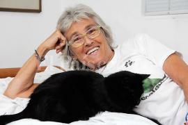 Liliana Ossa es la creadora y directora, el alma y vida, músculo y vientre de la fundación Paz Animal. Foto: Elpais.com.co | Archivo