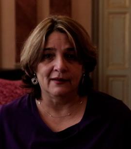 Mariana Garcés Cordóba, Ministra de Cultura.<br>