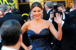 En fotos: el desfile de estrellas por la alfombra roja de los Óscar