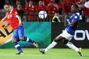 Imágenes: la selección Chile enfrentó a Ecuador por una plaza al Mundial