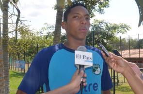 Entrevista con Johan Mojica, lateral del Deportivo Cali