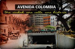 Retrospectiva a la Avenida Colombia: un recorrido nostálgico de ayer a hoy