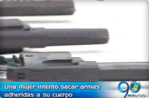 Descubren red de tráfico de armas al interior de la Tercera Brigada