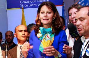Video: Marta Lucía, la dama de hierro que sueña con el Palacio Presidencial