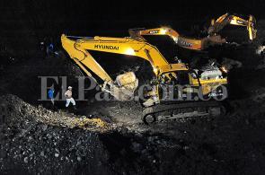 Video: Trece personas quedaron atrapadas tras derrumbe de mina en Santander de Quilichao