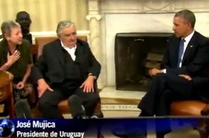 Video: presidente Mujica enfrentó a la tabacalera Philip Morris en la Casa Blanca