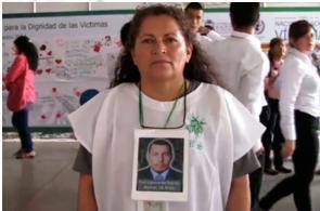 Madre de falso positivo, una de las víctimas que irá a La Habana
