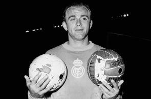 Fotos: la vida de Alfredo Di Stéfano, uno de los mejores futbolistas de la historia