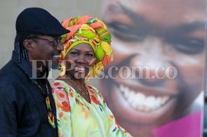 Estas son las mejores fotos de la participación de mujeres en la Cumbre Mundial afro