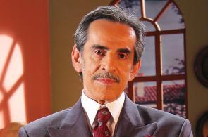 Frank Ramírez y su recorrido en imágenes por dos grandes series televisivas