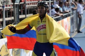 Patinadores colombianos arrasan en el Mundial de Bélgica