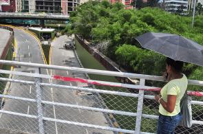 Fotos: la nueva Avenida Colombia y la Plazoleta Jairo Varela, a horas de su apertura