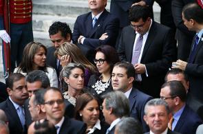 En fotos: así transcurrió el acto de instalación del nuevo Congreso de la República