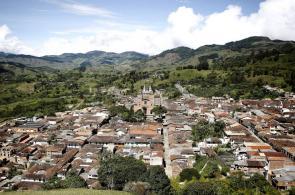 En imágenes: Jericó, pueblo natal de la madre Laura Montoya