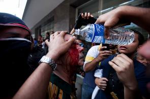 Impresionantes imágenes de jornada de protestas de opositores en Caracas