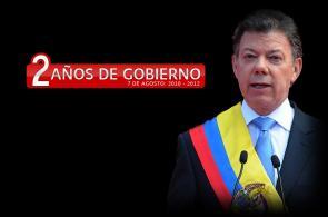 Especial: 2 años del Gobierno Santos
