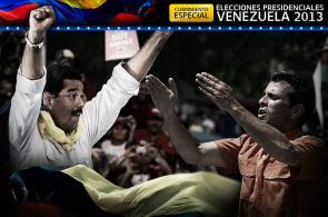 Maduro Vs. Capriles: elecciones presidenciales en Venezuela 2013