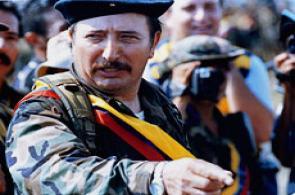 Abatido 'Mono Jojoy', jefe militar de las Farc