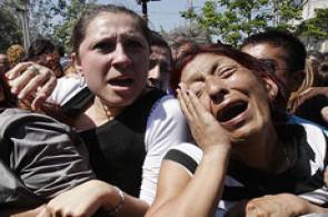 Tragedia en cárcel de Chile