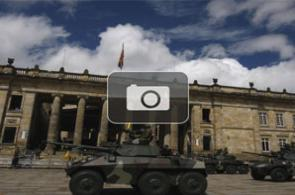 Así fue el desfile Militar en Bogotá