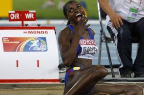 Así ganó el bronce  Catherine Ibargüen