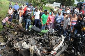 Explota carrobomba y detonan cilindro bomba en Florida