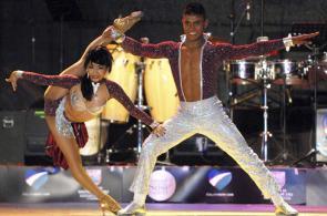 Así fue la última noche del VI Festival Mundial de Salsa