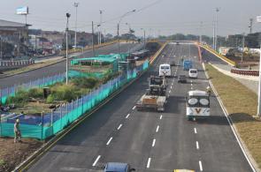 El 16 de enero del 2012 se dio apertura al puente de la Calle 70