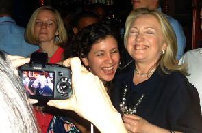 Imágenes: Hillary Clinton tuvo un noche de rumba en La Havana, en Cartagena